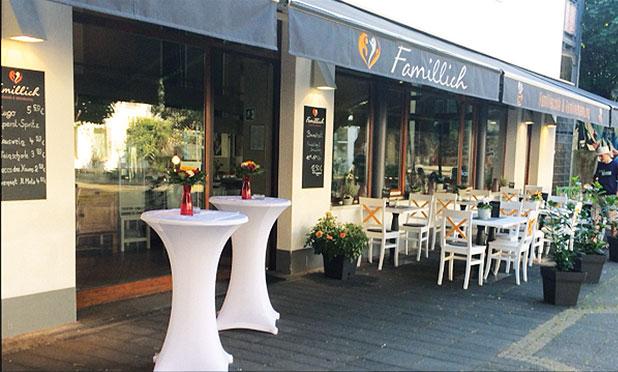""""""" Einfach mal ´raus !"""" Veranstaltungen im Cafe Famillich in Köln"""