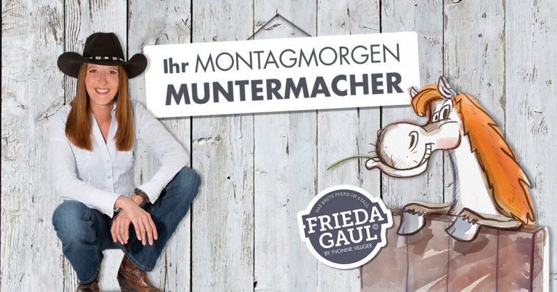 Montagmorgen Muntermacher