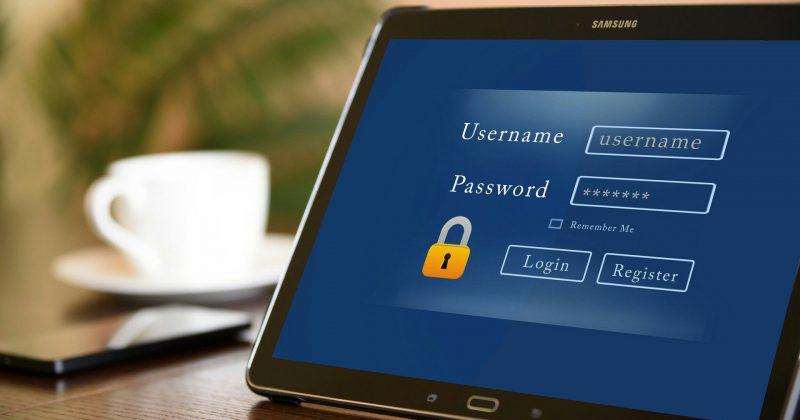 Handel mit Passwörtern im Internet