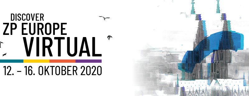 "Messe ""Zukunft Personal Virtual"" 12.-16.10.2020"
